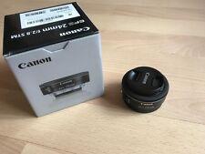 Canon  EF-S 24mm F2.8 STM Objektiv