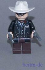 LEGO Lone Ranger - The Lone Ranger aus 79106 mit 2 Pistolen / tlr001 NEUWARE
