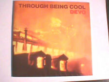 "DEVO - Through Being Cool, 20 x 28"" Poster Sleeve, Virgin VS-450 Ex Condition"