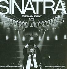 FRANK SINATRA - THE MAIN EVENT: LIVE USED - VERY GOOD CD