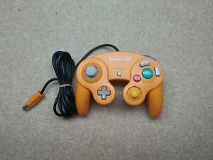 Original Nintendo GameCube Controller White Skeleton Emerald Blue Club Nintendo