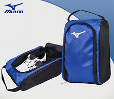 Mizuno Premium Shoes Bag Pouch Blue Color for Golf Gym Soccer Football Sports