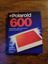 Sealed Polaroid 600 Color instant film 10 exposures - 05/03