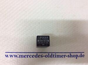 MERCEDES BENZ W 124 201 202 KICKDOWN RELAIS 0035455005 4 ZYLINDER