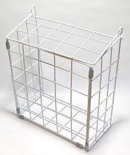 WHITE LETTER CAGE LETTER BOX BOX CAGE LETTERBOX POST BOX DOOR POST BOX Medium