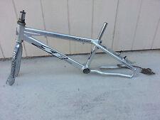 Vintage SE Racing P.K. RIPPER  BMX Frame Aluminum and Landing Gear forks