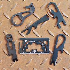 6x Multitools Prepper Everyday Carry Schlüsselbund Werkzeug Gadget Gimmick EDC