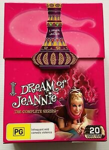 I Dream Of Jeannie - The Complete Series - DVD Boxset