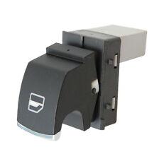 HQRP Interruptor de cromo de ventana de pasajero para Volkswagen Jetta 2005-2010