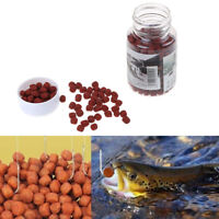 330PCs Temptation Crucian Carp Fish Coarse Fishing Baits Balls Boilies Lures DP