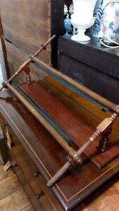 Antique Adjustable Needle Craft/Tapestry frame,  Height 59cm Width 83CM .