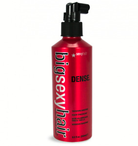 Sexy Hair Dense Thickening Spray 8.5 Oz  (dented)