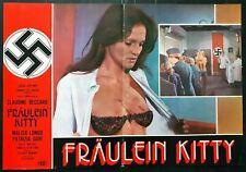 35mm FRAULEIN KITTY (1977)  Italian language Feature Film.