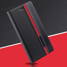Per Alcatel pop4 LUSSO Flip Cover Stand Portafoglio PU Pelle Custodia