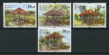 Sri Lanka 2018 MNH Ambalam Huts 4v Set Architecture Cultures Ethnicities Stamps