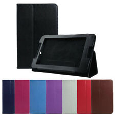 Leather Stand Case Cover For 7inch Lenovo IdeaTab A7-50 A3500 Tablet Stylish
