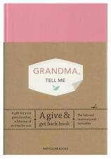 Grandma, Tell Me: A Give & Get Back Book by Elma van Vliet