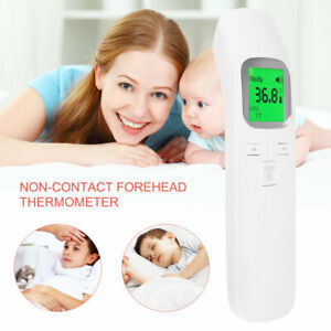 Forehead Thermometer  Non-contact Infrared IR Safty Temperature Digital Body,