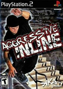 Aggressive Inline - Authentic Sony PlayStation 2 Game
