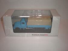 1/43 Truck Tatra 111 tent 1950's blue / Premium ClassiXXs