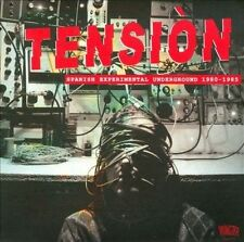 V.A.-TENSION-Spanish Experimental Underground '80-85-NEW CD