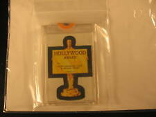1968 Topps Kooky Awards Orig. Proof Card #14 Hollywood