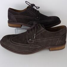 62e08687dfff Vionic Bruno Wingtip Dress Brown Men s Shoes Size 11.5 EU 44.5 AL4190