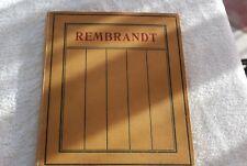 Rembrandt - Andrien Moureau