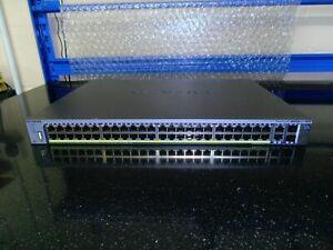 Netgear M4100-50-PoE  FSM7250P  ProSafe 48-Port PoE Switch