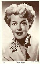 Lana Turner Original Picturegoer Postcard D 563