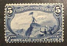 TDStamps: US Stamps Scott#288 Mint H OG