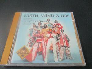 """CD """"EARTH, WIND & FIRE : SEPTEMBER"""" Collection Gold - Best of"""
