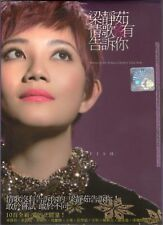 FISH LEONG 梁靜茹 What Love Songs Didn't Tell You 情歌沒有告訴你 2010 MALAYSIA EDITION CD