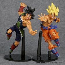 Dragon Ball Z Big Scultures Son Goku Bardock PVC Action Figure Model Toy Hot