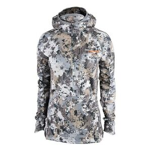 "Sitka Gear Women's Elevated Fanatic Hoody 70010-EV SM-34-35"" BUST/CHEST"