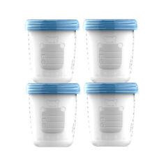 Baby breast milk storage bottle infant newborn food container 180ml YDBDAU