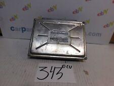 2000 PONTIAC GRAND PRIX #343 Engine Computer ECM ECU 09361735