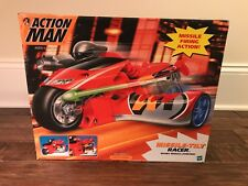 "2000 (Hasbro) ""ACTION MAN"" (MISSILE-TILT RACER) Vehicle, #34784, NEW! RARE!"