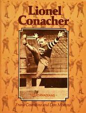 Lionel Conacher - SCARCE Softcover 1981 (Blackhawks, Canadiens, Argonauts)