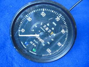 Original Smiths Speedometer 1969-72 Triumph TR6 TR250 SN6409/08A 214431