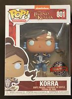 Funko POP The Legend Of Korra #801 Special Edition - IN HAND MINT BOX