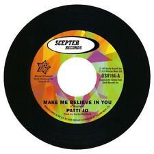 "PATTI JO Make Me Believe In You - New 70s Northern Soul Funk 45 (Outta Sight) 7"""