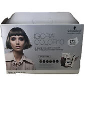 IGORA COLOR 10 TRY ME KIT by Schwarzkopf 10 Minute Permanent Color