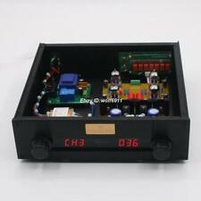 Hifi Remote ECC83 Tube Preamplifier 128 Steps Volume Refer Conrad-Johnson CL