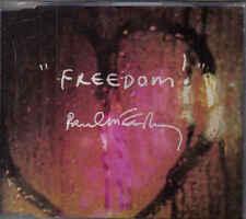 Paul McCartney- Freedom cd maxi single