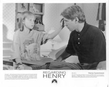 HARRISON FORD Original 1991 Press Photo REGARDING HENRY MIKE NICHOLS