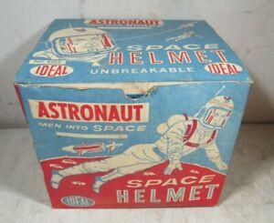 Vintage 1960's Ideal Astronaut Men Into Space Helmet Box Only
