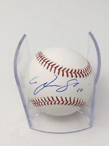 Justus Sheffield Signed Major League Baseball Seattle Mariners Autographed Auto