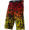 Troy Lee Designs TLD Skyline Shorts Flo-Red Yellow XC MTB DH Bicycle Cycle