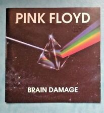 Pink Floyd ‎– Brain Damage live 74 The Swingin' Pig ‎– rare mint 1994 silver cd